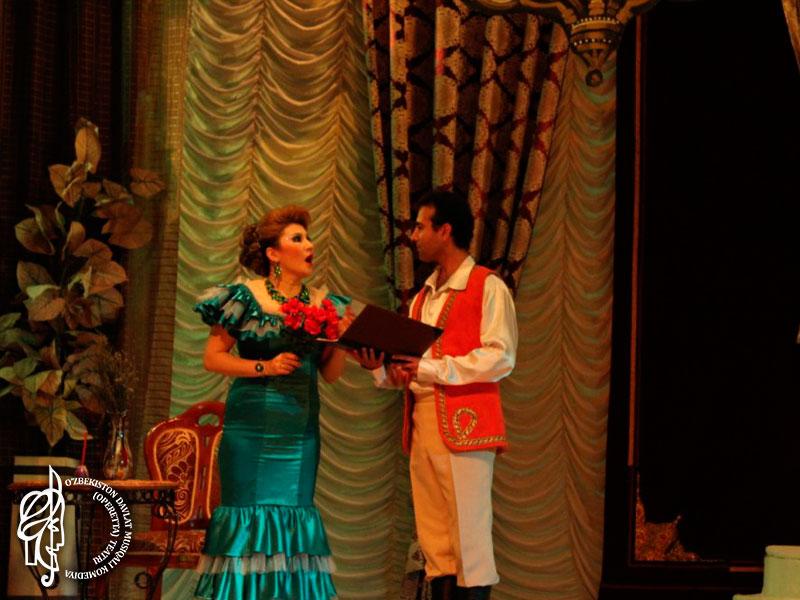 «Марица» (оперетта в 3-х действиях)